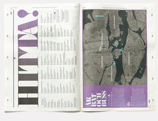 snask.com_kulturnatt sthlm_06 #front #page #print #design #newspaper #cover #layout #editorial #magazine