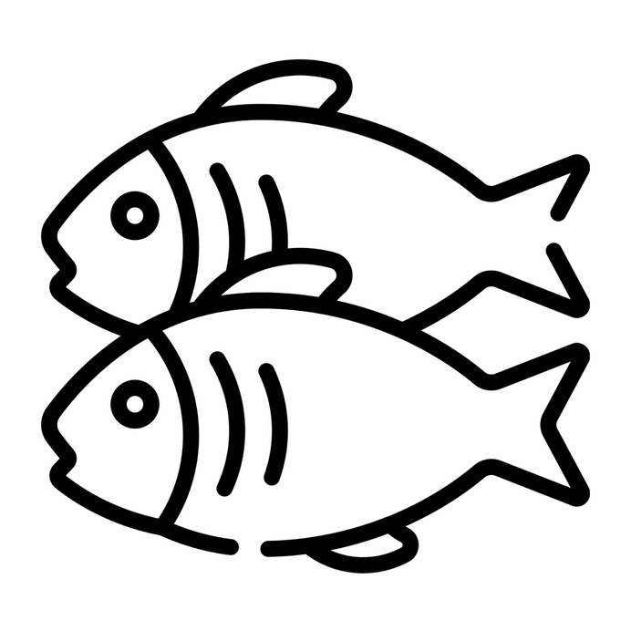 See more icon inspiration related to fish, meat, animal, food, fishes and meats on Flaticon.