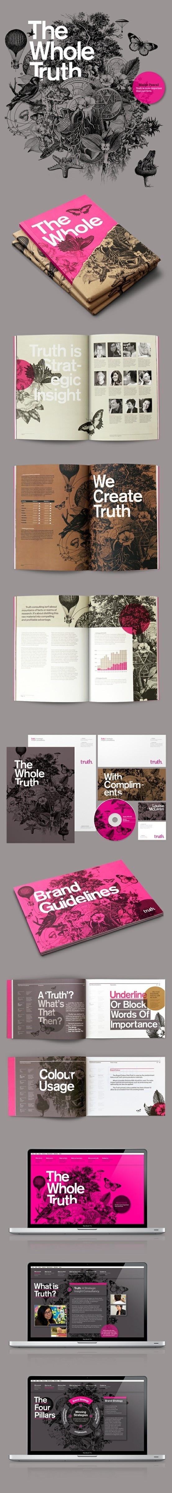 Truth Branding by Socio Design #truth #design #socio #branding