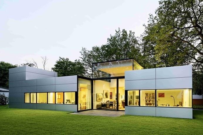 Haus Neufert by Gatermann + Schossig #minimal #minimalist #house #home