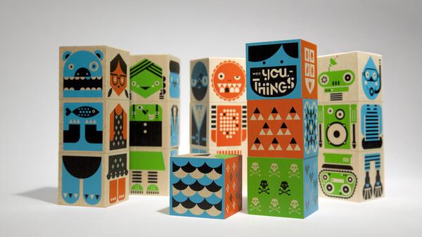 Wee You Things Blocks #office #visitoffice #sf #blocks #toy