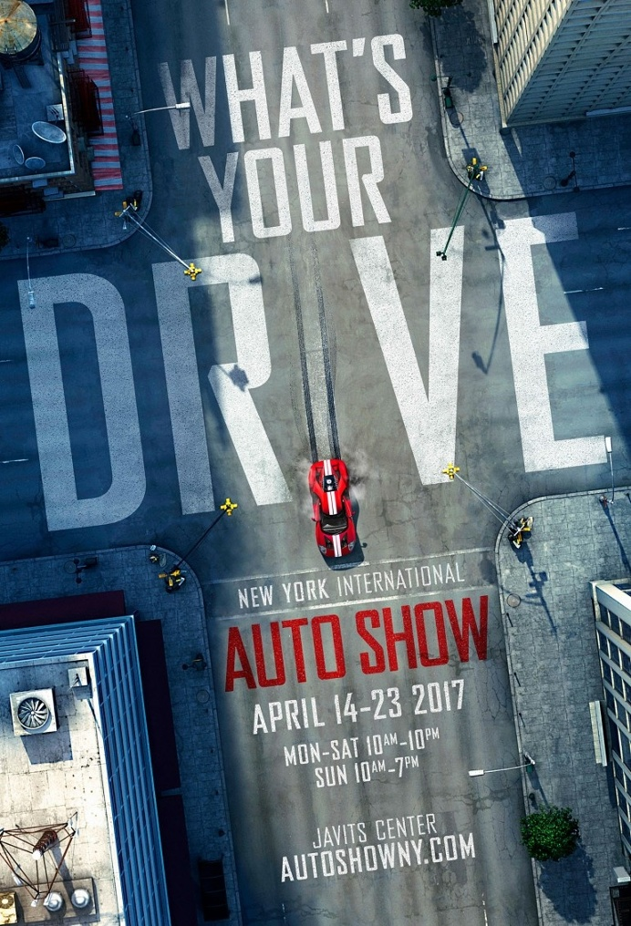 2017 New York City International Auto Show