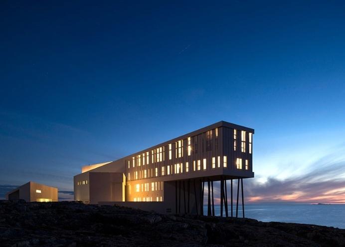 Fogo Inn #architecture