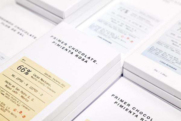 SAVVY STUDIO | Casa Bosques Chocolates #packaging #identity #typography