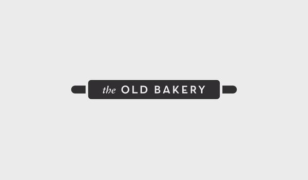 The Old Bakery / Matthew Hancock #logotype #old #bakery #design #graphic #marque #brand #building #identity #logo