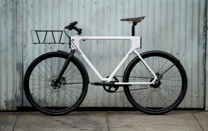 EVO - The Bike Design Project #solid #shapes #bike #triangles