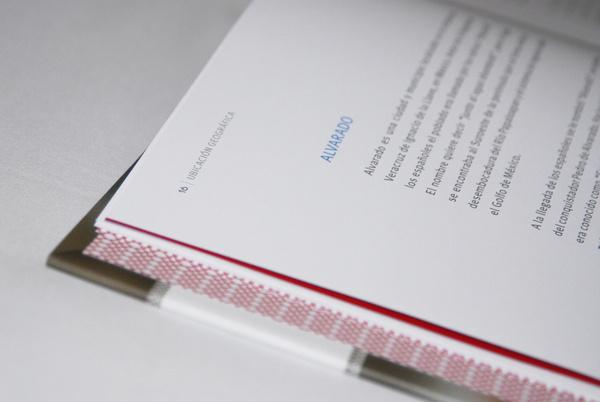 Book Design / Disexc3xb1o Libro: Con Alma Jarocha #design #veracruz #book #tradition #editorial