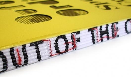 Sara De Bondt studio #graphic design #book #cover