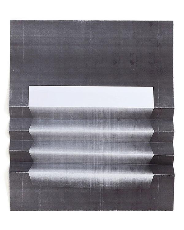 Folded Piece Take Two! by Egon van Herreweghe #photocopy