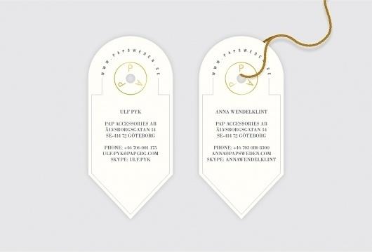 pap accessories design bureau lundgren lindqvist in tag. Black Bedroom Furniture Sets. Home Design Ideas