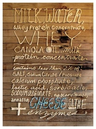 Ben Deter #kinsman #cheese #deter #ez #poster #jana #ben #typography