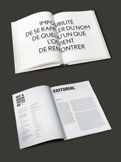 AisleOne - Graphic Design, Typography and Grid Systems #editorial #awesome