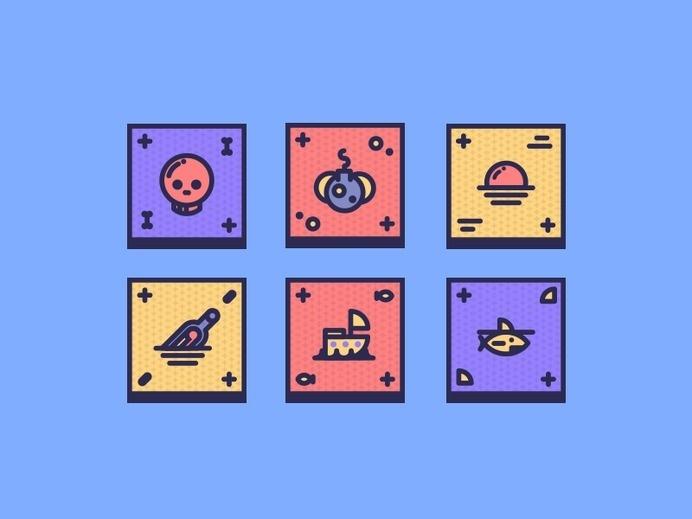 Sea And Stuff #pictogram #iconography #icon #sign #glyph #iconic #picto #symbol #emblem
