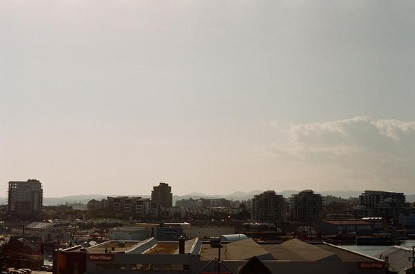 Rooftops #canada #shotbythebradford #photography #film
