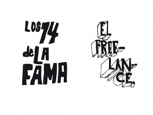 Wordpress Theme by Moargh.de: Feijoa #lettering #chile #design #dibujos