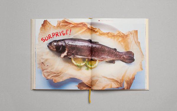 Winning Food #layout #fish
