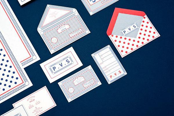Provisions Branding on Branding Served #business #card #print #envelope #stationery