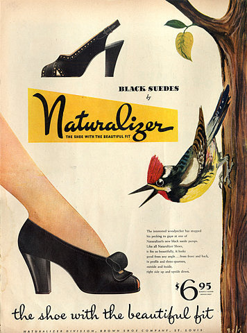 Type Theory #shoe #retro #ad