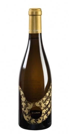 12 Lunas : Isidro Ferrer #ferrer #huesca #spain #vine #bottle #packaging #leaf #wine #isidro #serigraphy #hand
