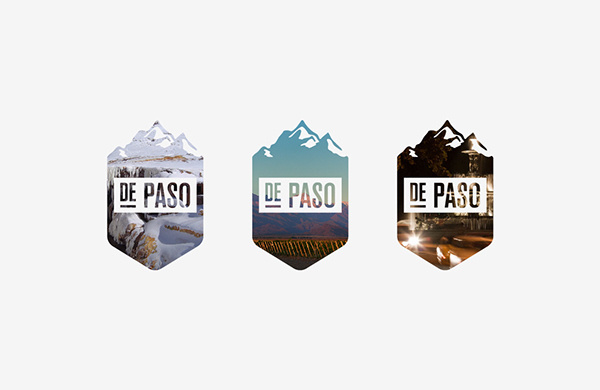 De Paso on Behance #mark #logo