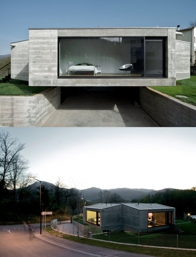 this isn't happiness™ #architecture
