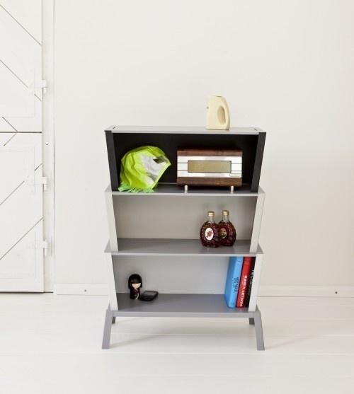 96° by Karoline Fesser #system #furniture #shelving
