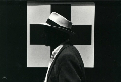 tumblr_l4app4bkeR1qzoly9o1_500.jpg 500×339 pixels #form #white #person #black #photography #symbol #plus