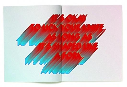kyle poff - Krop Creative Database #type #print #nike #awesome
