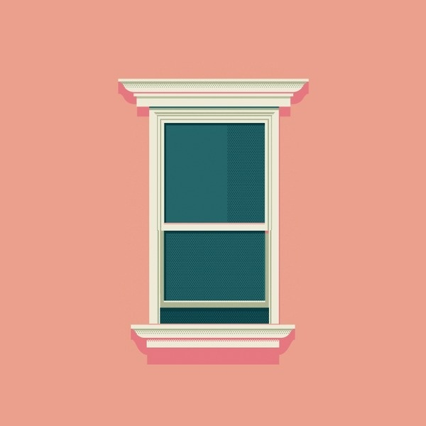 Windows of New York | A weekly illustrated atlas #illustration #vector