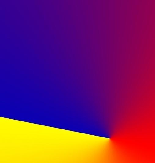 Cory Arcangel — Thaddaeus Ropac Gallery — Exhibition — Slash Paris #cory #colors #photoshop #arcangel #art #gradient