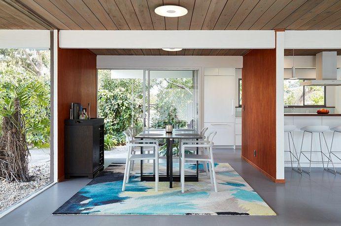 Eichler Atrium Home Remodel by Klopf Architecture in California 5