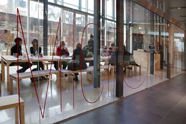 A Friend of Mine —Recent Projects Showcase | September Industry #glass #typography