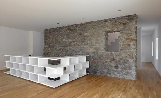 Interactive floor plan: House in Charrat, Switzerland | Architecture | Wallpaper* Magazine