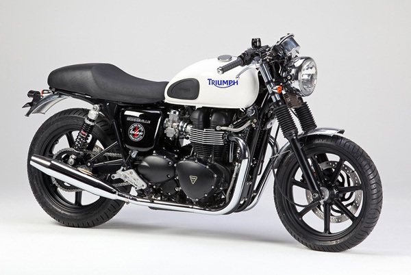 Triumph Bonneville Tridays Edition by LSL #motorcycle