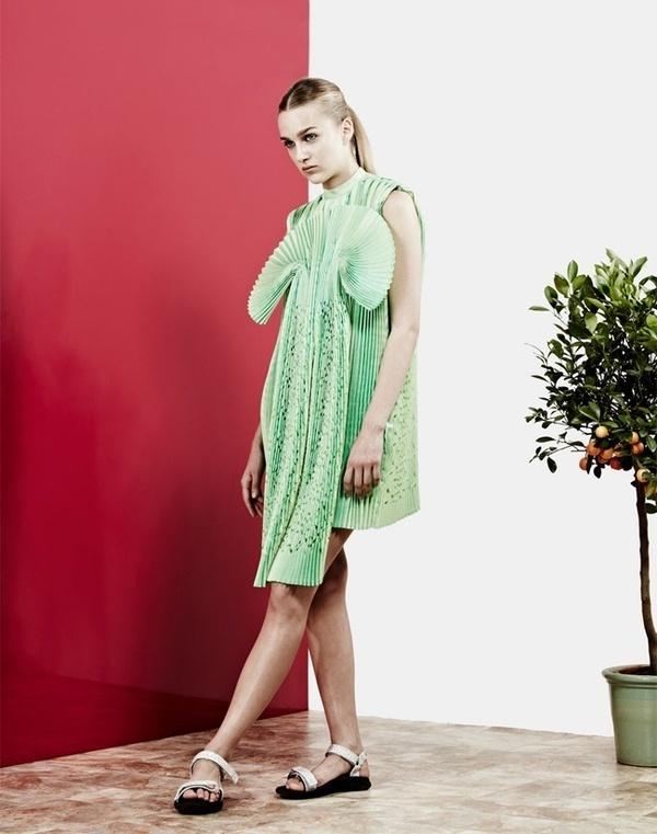 Martina Spetlova, fashion, SS 2013 #fashion