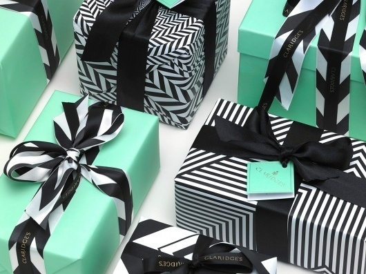 SI Special – Construct: Part 1 | September Industry #packaging #turquoise #claridges