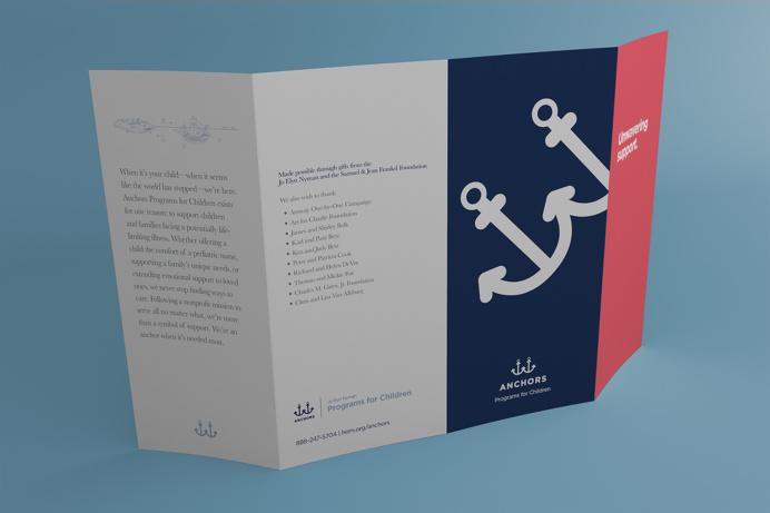 Medical Pediatrics Brochure design