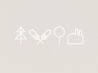 FFFFOUND! | Dribbble - 4 Free icons by Tim Boelaars #icons