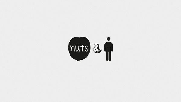 Nuts & i #logotype