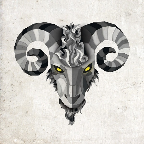 Ram Illustration #inspiration #illustration