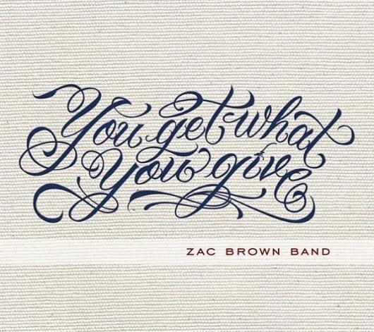 ZacBrownBandYGWYG.jpg 600×534 pixels #cover #album