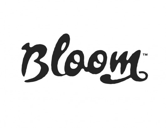 All sizes | Bloom logo | Flickr - Photo Sharing! #logo #script
