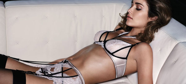 Ana Beatriz for Myla London S/S '14 #fashion #girls #style