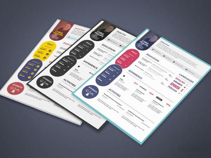 Free Elegant Resume and Cover Letter Template