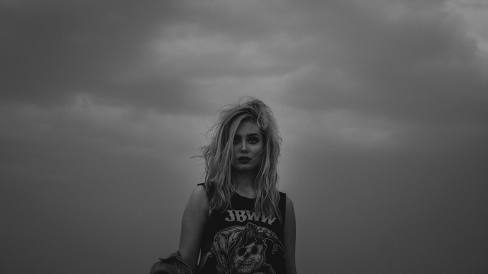 Lioness: Part 1 #white #grunge #ehmotion #black #photography #and #fashion