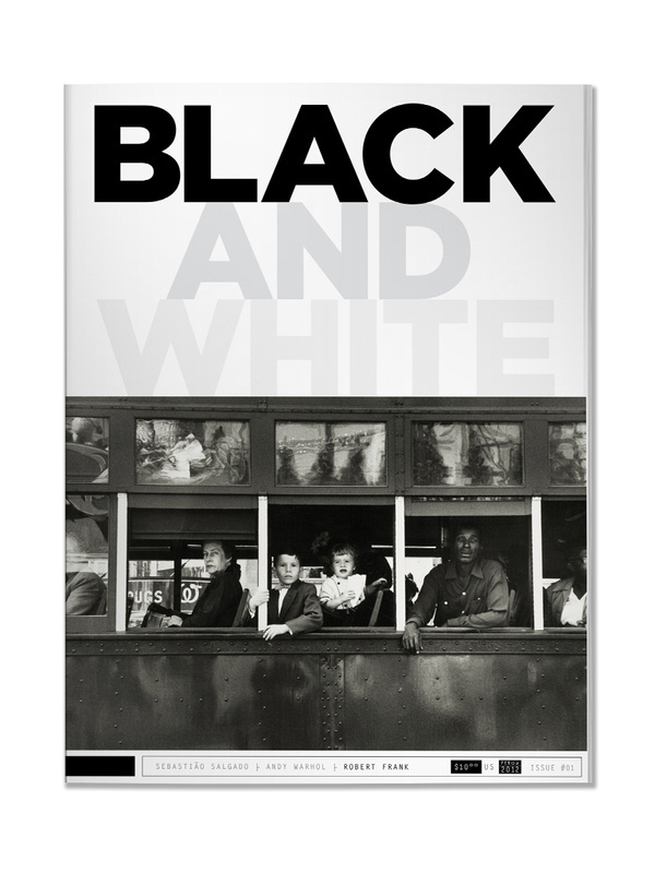 Black and White #photography #editorial #typography