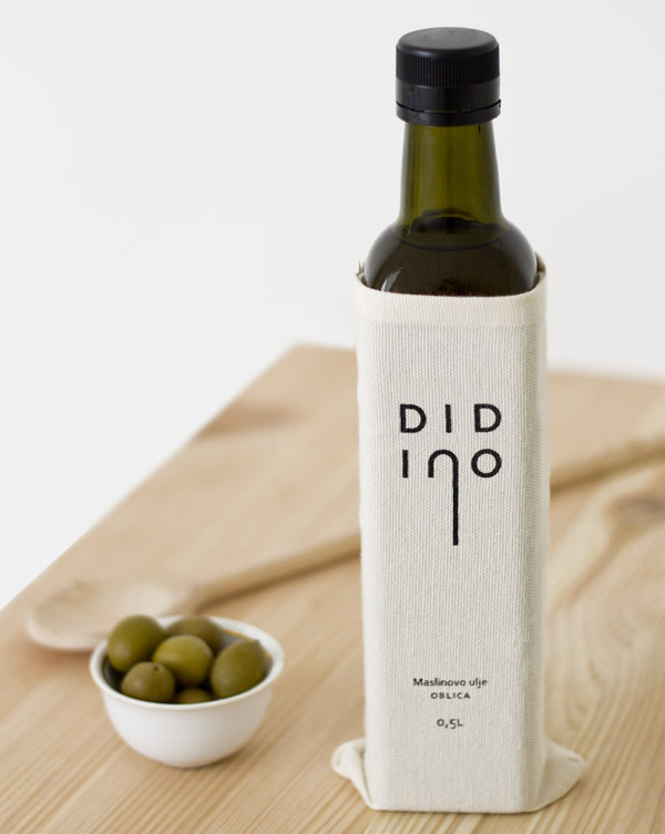 Didino Olive Oil #packaging
