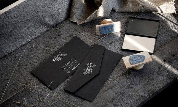 Graphic ExchanGE a selection of graphic projects #black #stationery