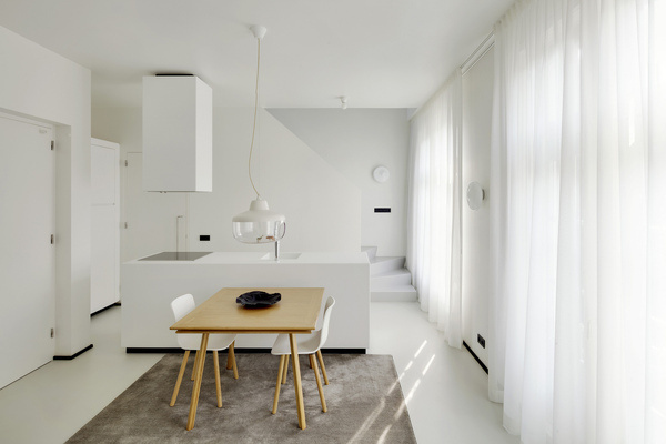 The Post by WAA #interior #minimalist