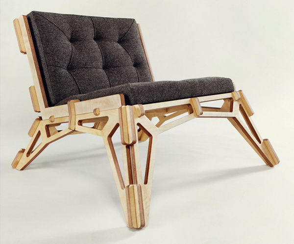 Inspiration Spaceframe Furniture Collection Modern #interior #design #decor #home #furniture #architecture